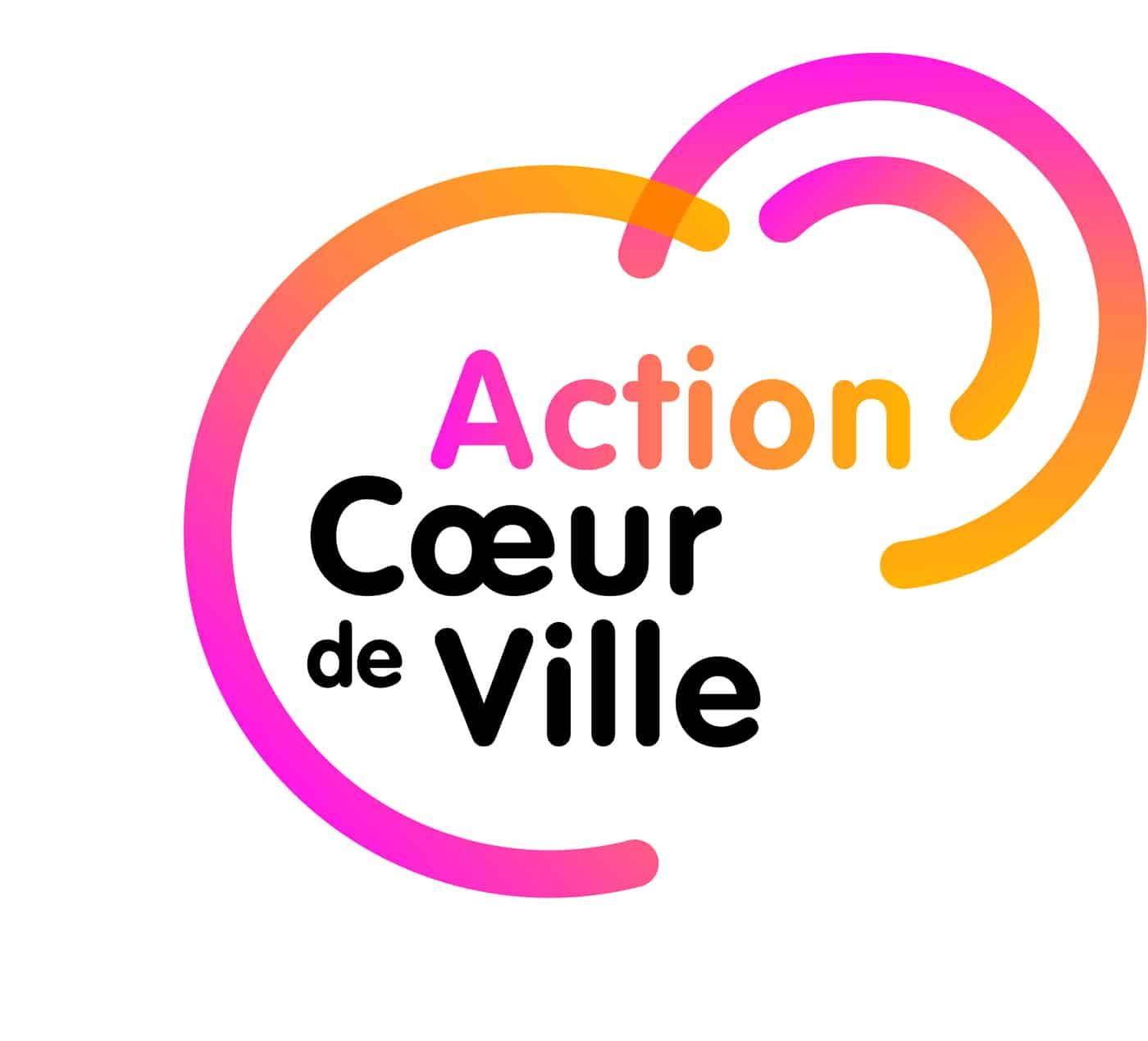 Logo Action Coeur de ville