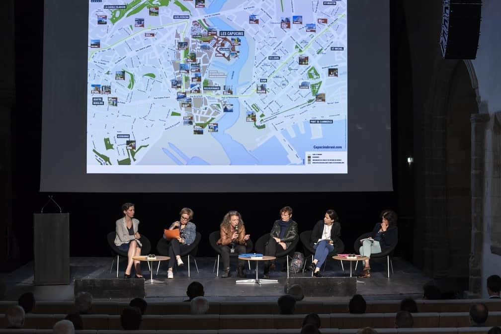 Journée régionale écoquartiers à Rennes - Juin 2018