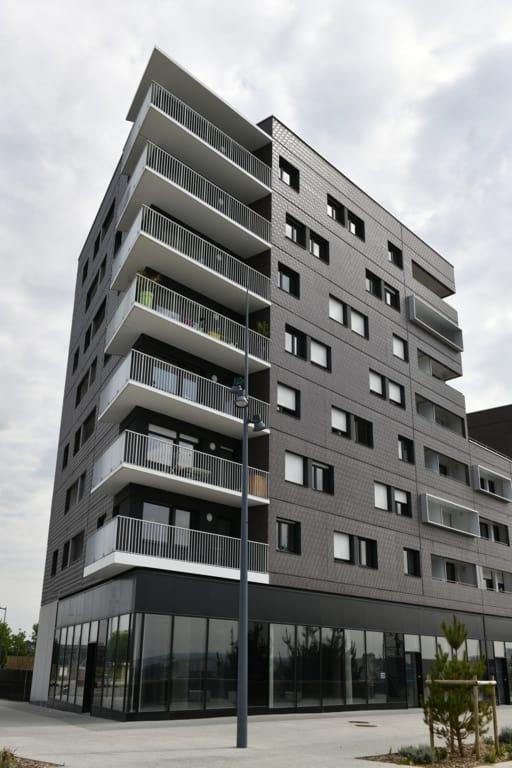 Logement locatif social (LLS) à Brest